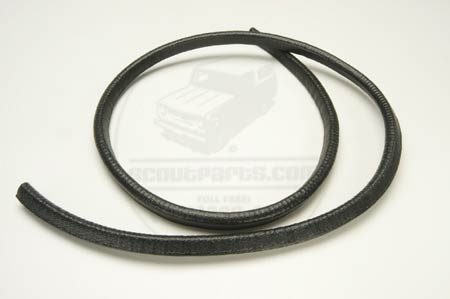 Trunk Weatherstripping Seal For 1962-1974 Chevy Nova.